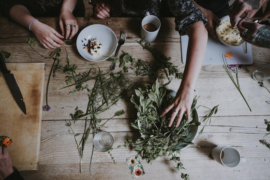 Preserve herbs